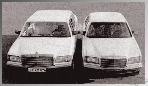 [Photos] Des W126 spéciales.... 41057010