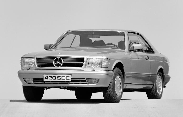 [Historique] Les Coupés SEC C126 (1981-1991) 420sec11