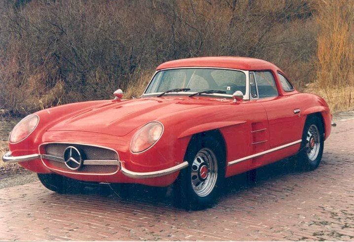 Les répliques de Mercedes 4225c210