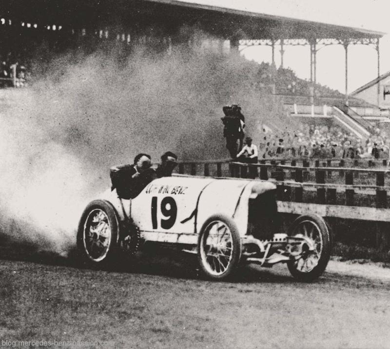 [Historique] La Blitzen-Benz 200HP 1909 44814010