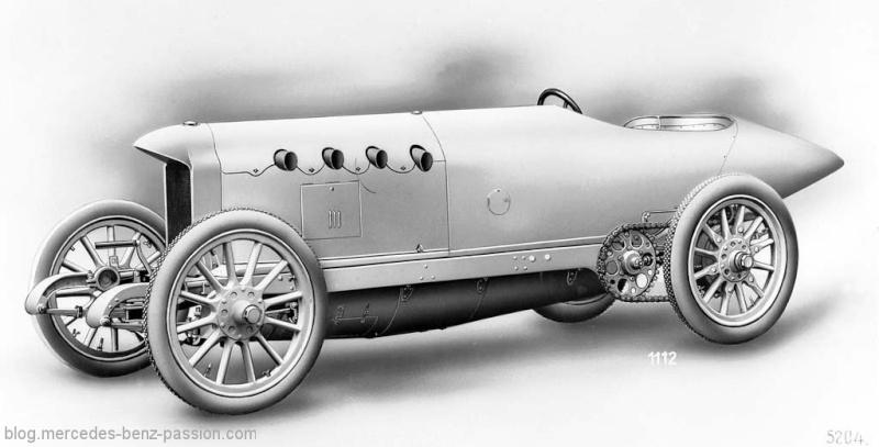 [Historique] La Blitzen-Benz 200HP 1909 45208410