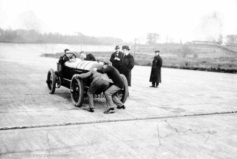 [Historique] La Blitzen-Benz 200HP 1909 45208710