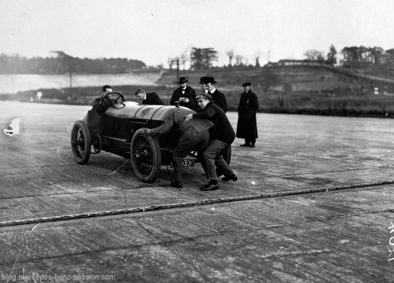 [Historique] La Blitzen-Benz 200HP 1909 45940710