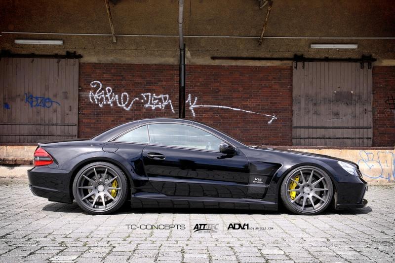 [Photos] Galerie : La Mercedes SL R230 46475810