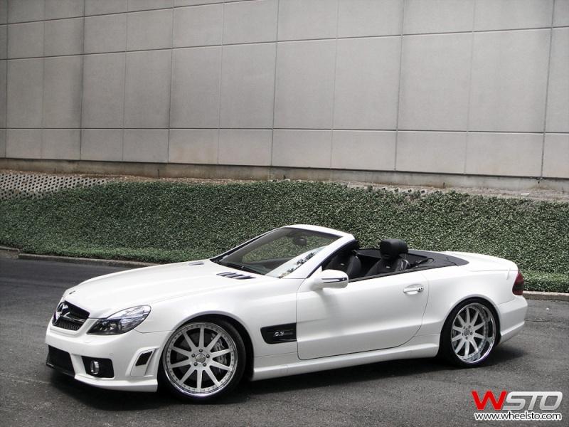 [Photos] Galerie : La Mercedes SL R230 47930510