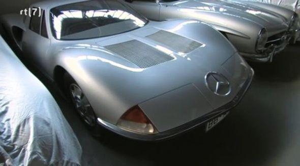 [Designer] Paul Bracq chez Mercedes-Benz  48023910