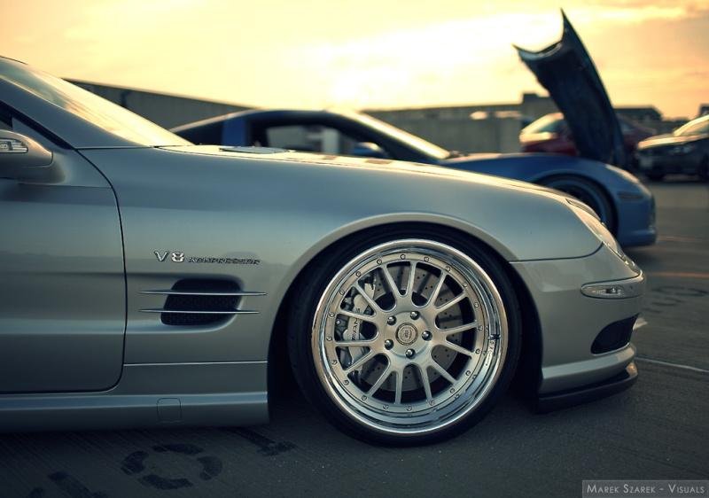 [Photos] Galerie : La Mercedes SL R230 49024810