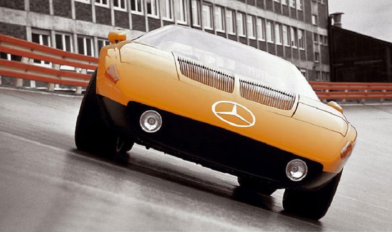 [Historique] Mercedes C 111 (1969-1979) 49076e15