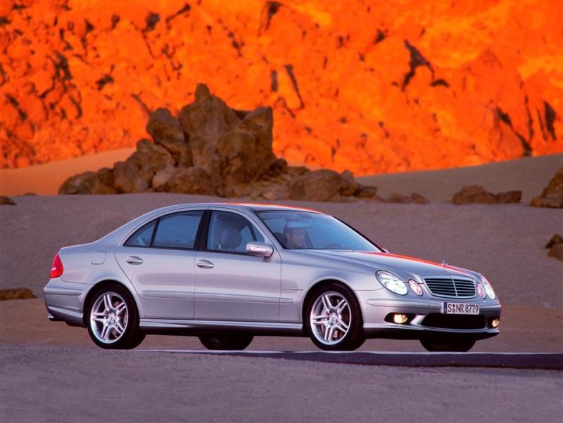 [Essai] La Mercedes E 55 AMG (W211) 49341510