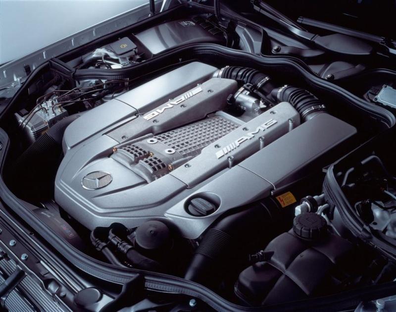 [Essai] La Mercedes E 55 AMG (W211) 49358710