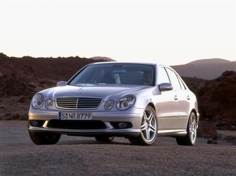 [Essai] La Mercedes E 55 AMG (W211) 49470110