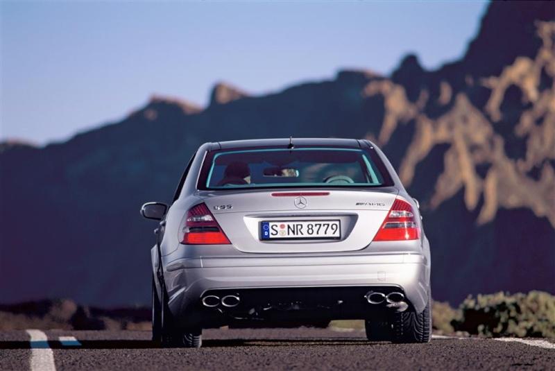[Essai] La Mercedes E 55 AMG (W211) 49471010