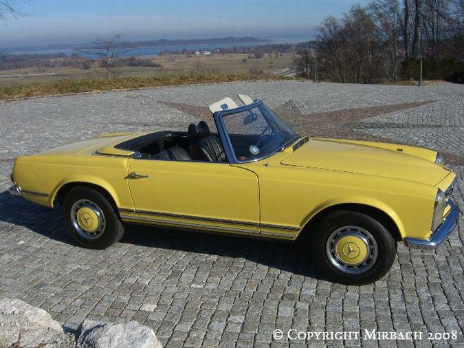 "La ""Pagode"" 280 SL (W113 1967-1971)  4_67525"