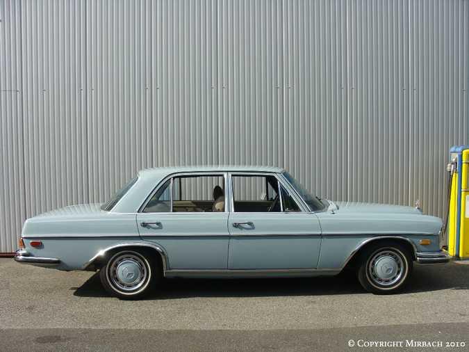 La Mercedes 250 S-SE / 280 S-SE / 300 SE (W108/W109) Berline   4_67533