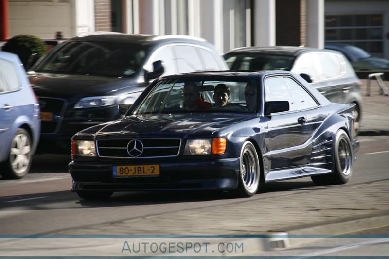 [Photos] Des W126 spéciales.... 4e459910