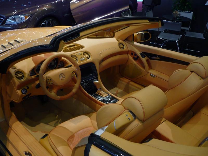 [Photos] Galerie : La Mercedes SL R230 5474ee10