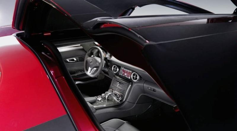 [Photos] Galerie : La Mercedes SLS 57b61d10