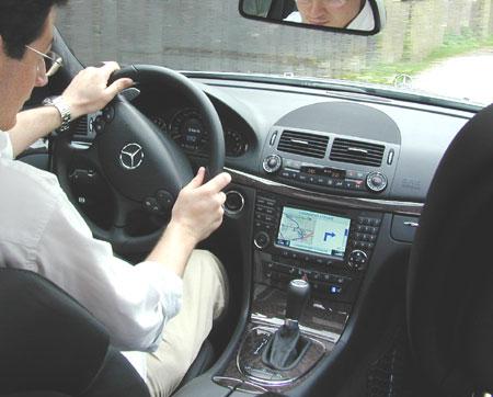 [Essai] La Mercedes E 63 AMG (W211)   583610