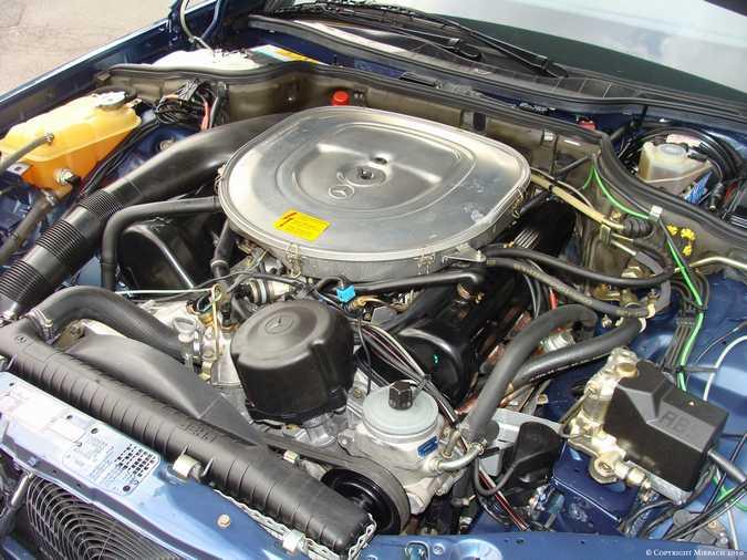 Les Mercedes 500/560 SE/SEL (W126)  5_67524