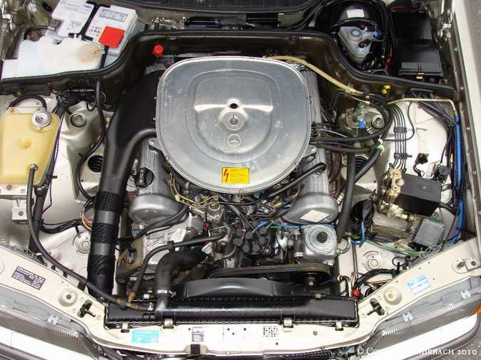 Les Mercedes 500/560 SE/SEL (W126)  5_67525
