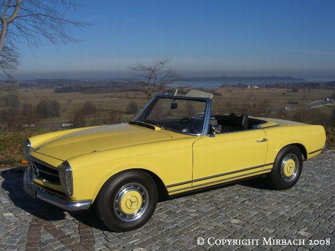 "La ""Pagode"" 280 SL (W113 1967-1971)  5_67526"