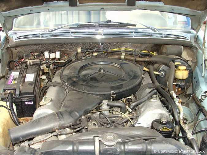 La Mercedes 250 S-SE / 280 S-SE / 300 SE (W108/W109) Berline   5_67532