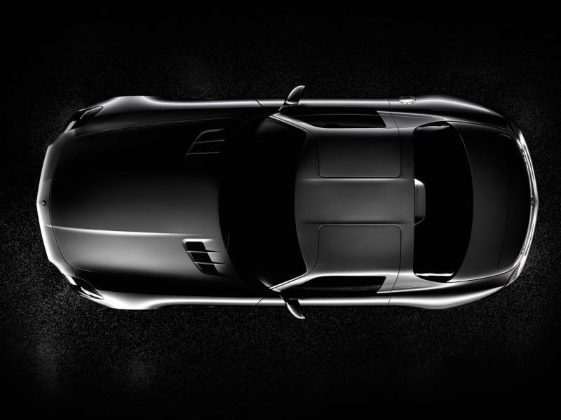 [Photos] Galerie : La Mercedes SLS 5a4cbe10
