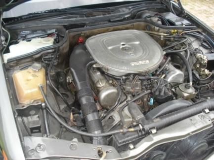 [Photos] Des W126 spéciales.... 5bf17710