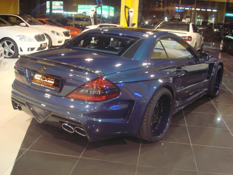 [Photos] Galerie : La Mercedes SL R230 5deecf10