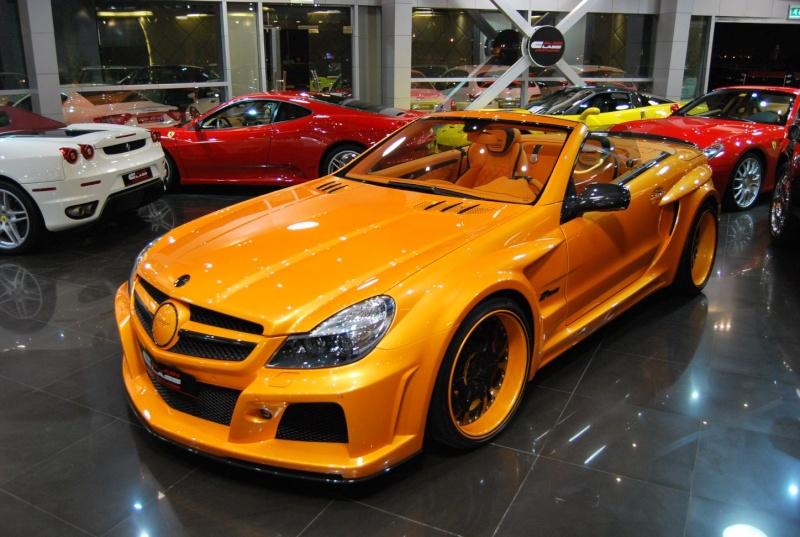 [Photos] Galerie : La Mercedes SL R230 624aa610