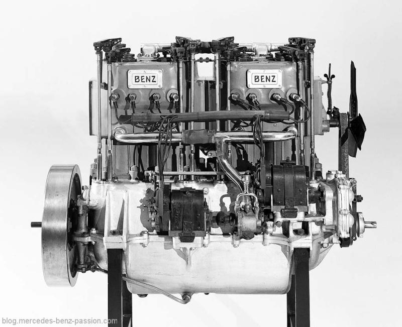 [Historique] La Blitzen-Benz 200HP 1909 62812910