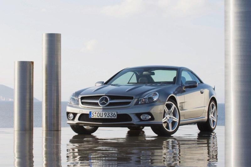 [Photos] Galerie : La Mercedes SL R230 63108810