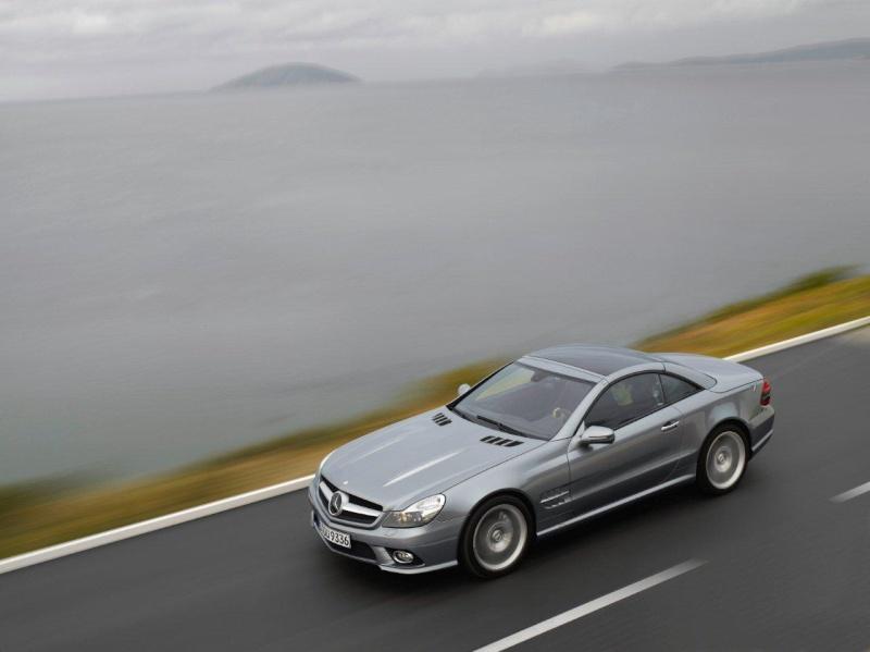 [Photos] Galerie : La Mercedes SL R230 63109910