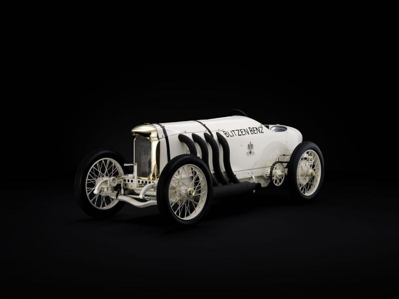 [Historique] La Blitzen-Benz 200HP 1909 65182310