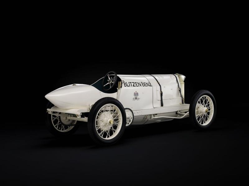 [Historique] La Blitzen-Benz 200HP 1909 65182510