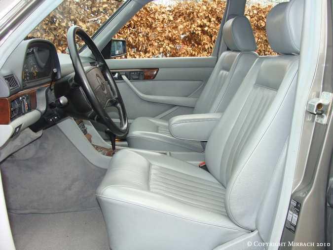 Les Mercedes 500/560 SE/SEL (W126)  6_67522