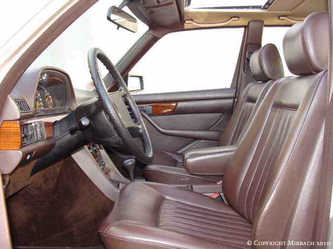 Les Mercedes 500/560 SE/SEL (W126)  6_67524