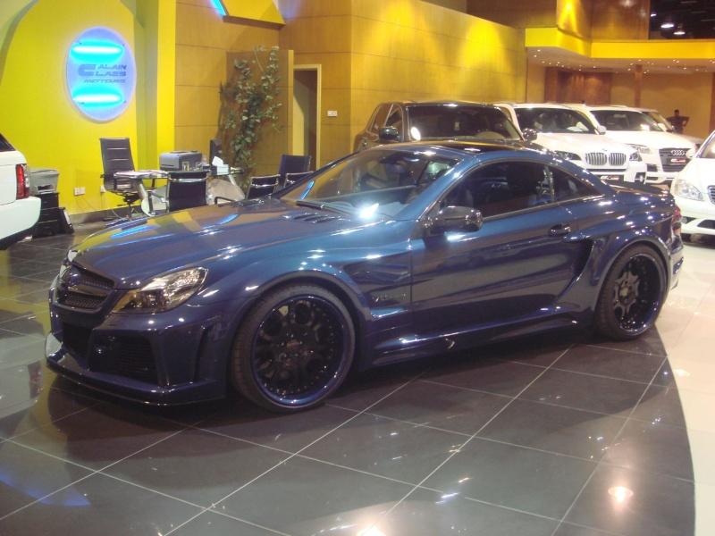[Photos] Galerie : La Mercedes SL R230 7097ad10