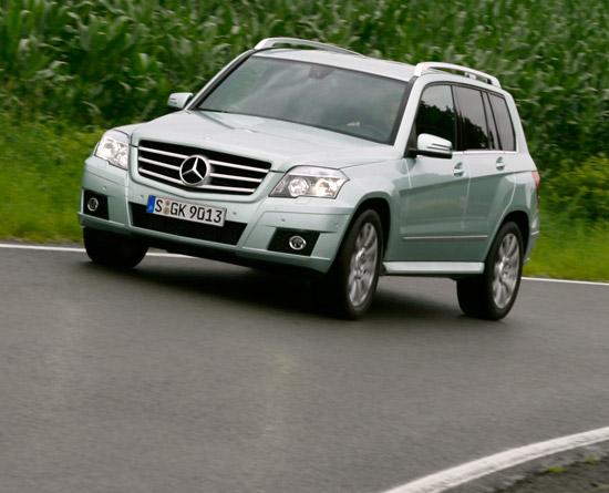 [Essai & Vidéo] Le Mercedes-Benz GLK 320 CDI (X204) 2008- 733710