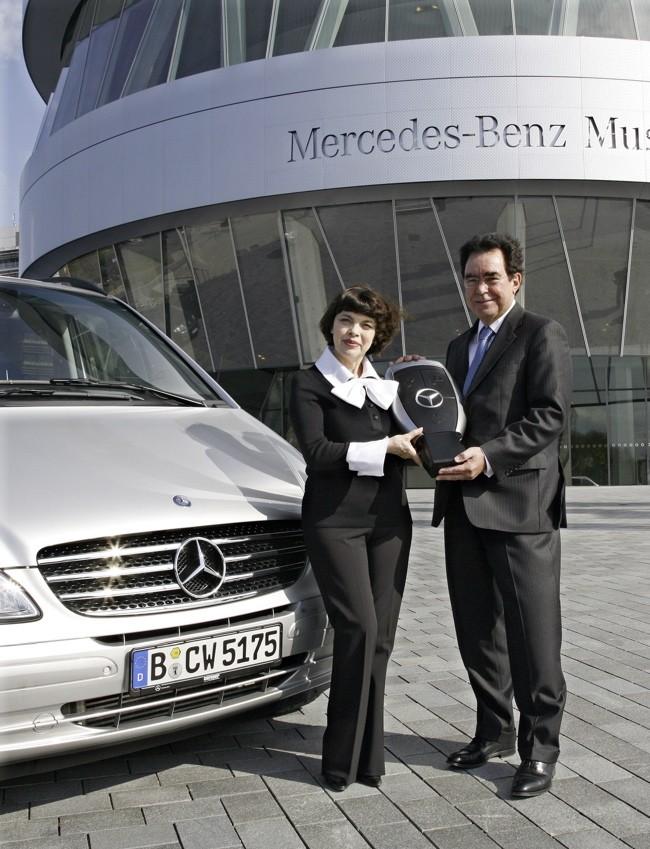 musée - [Photos] Le Mercedes-Benz Museum de Stuttgart 73430110