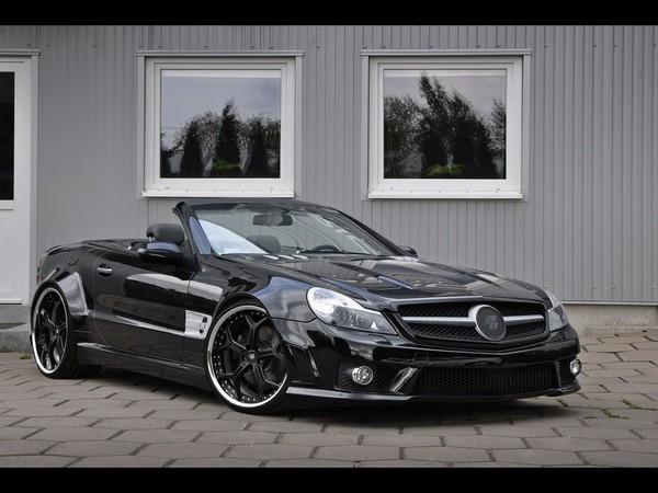 [Photos] Galerie : La Mercedes SL R230 73482f10