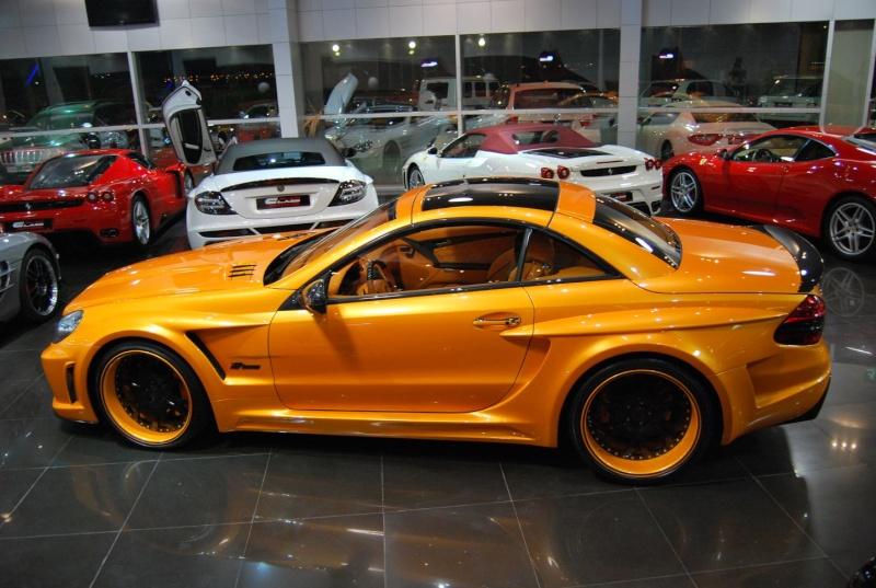 [Photos] Galerie : La Mercedes SL R230 73c81010