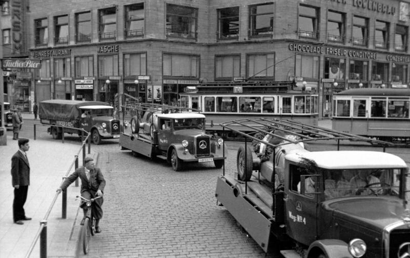 75 ans de transporteurs pour les flèches d'argent 74561110
