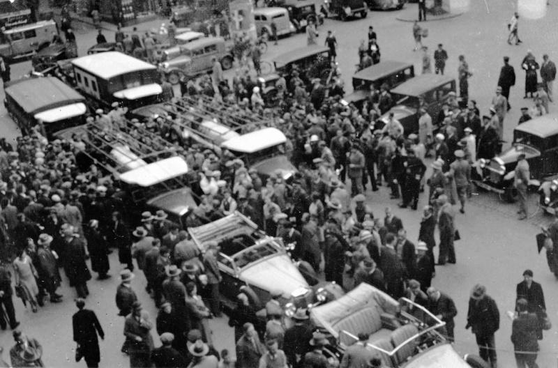 75 ans de transporteurs pour les flèches d'argent 74561610
