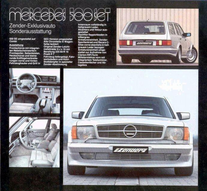 [Photos] Des W126 spéciales.... - Page 2 76ffa510