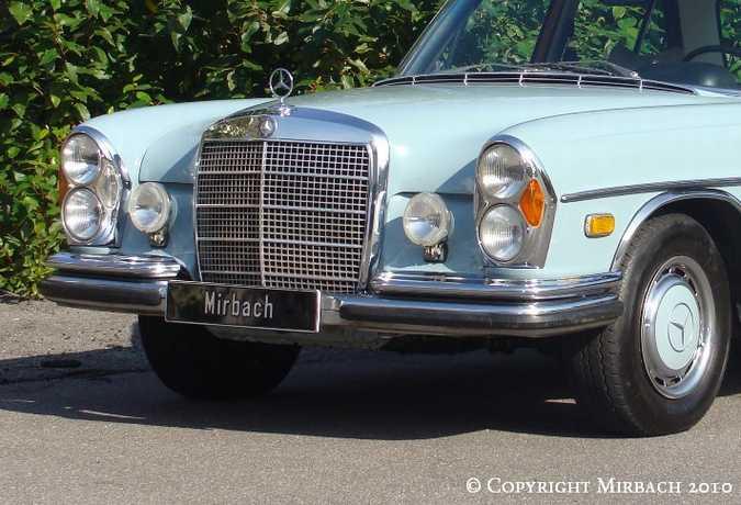La Mercedes 250 S-SE / 280 S-SE / 300 SE (W108/W109) Berline   7_67533