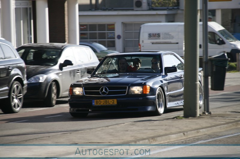 [Photos] Des W126 spéciales.... 7a80c910