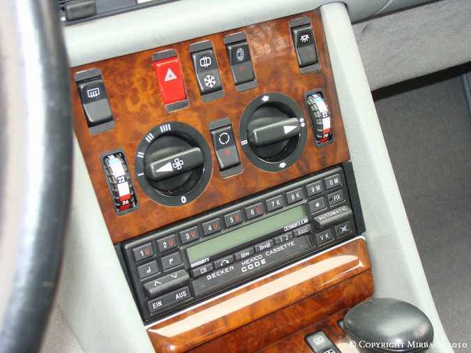 Les Mercedes 500/560 SE/SEL (W126)  8_67519