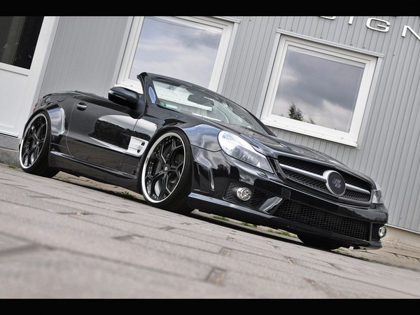 [Photos] Galerie : La Mercedes SL R230 8aa83310