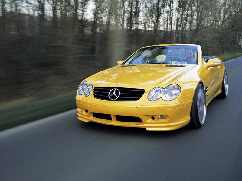 [Photos] Galerie : La Mercedes SL R230 8ba83710